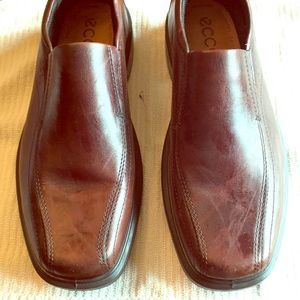 Ecco slip on loafers size 44 0r 10/10.5